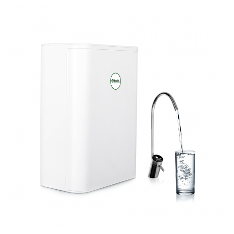 S600 water purifier with electronic faucet faucet