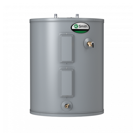 low boy electric storage water heater